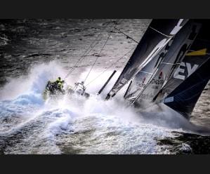 -$ Cape horn BLACK Sails