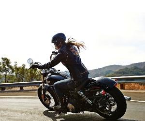 kristen motorcycle