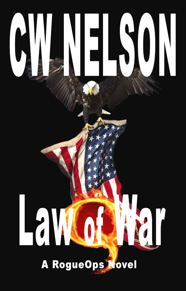 CW Nelson Author RogueOps Novels